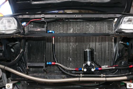 Monter un radiateur d'huile boite de vitesses. [TUTO] Blog ...