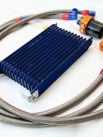 Comment monter un radiateur d'huile moteur ?