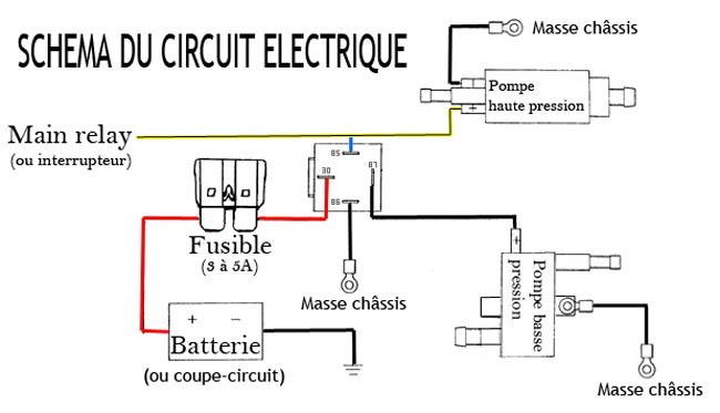 Shema Electrique