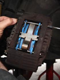 Comment changer les plaquettes de freins ?