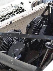 Comment installer un ventilateur électrique SPAL ?