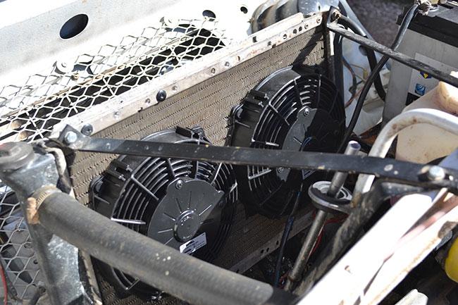 Comment installer un ventilateur électrique SPAL? Oreca Store