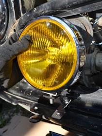 Comment installer des phares longue portée ?