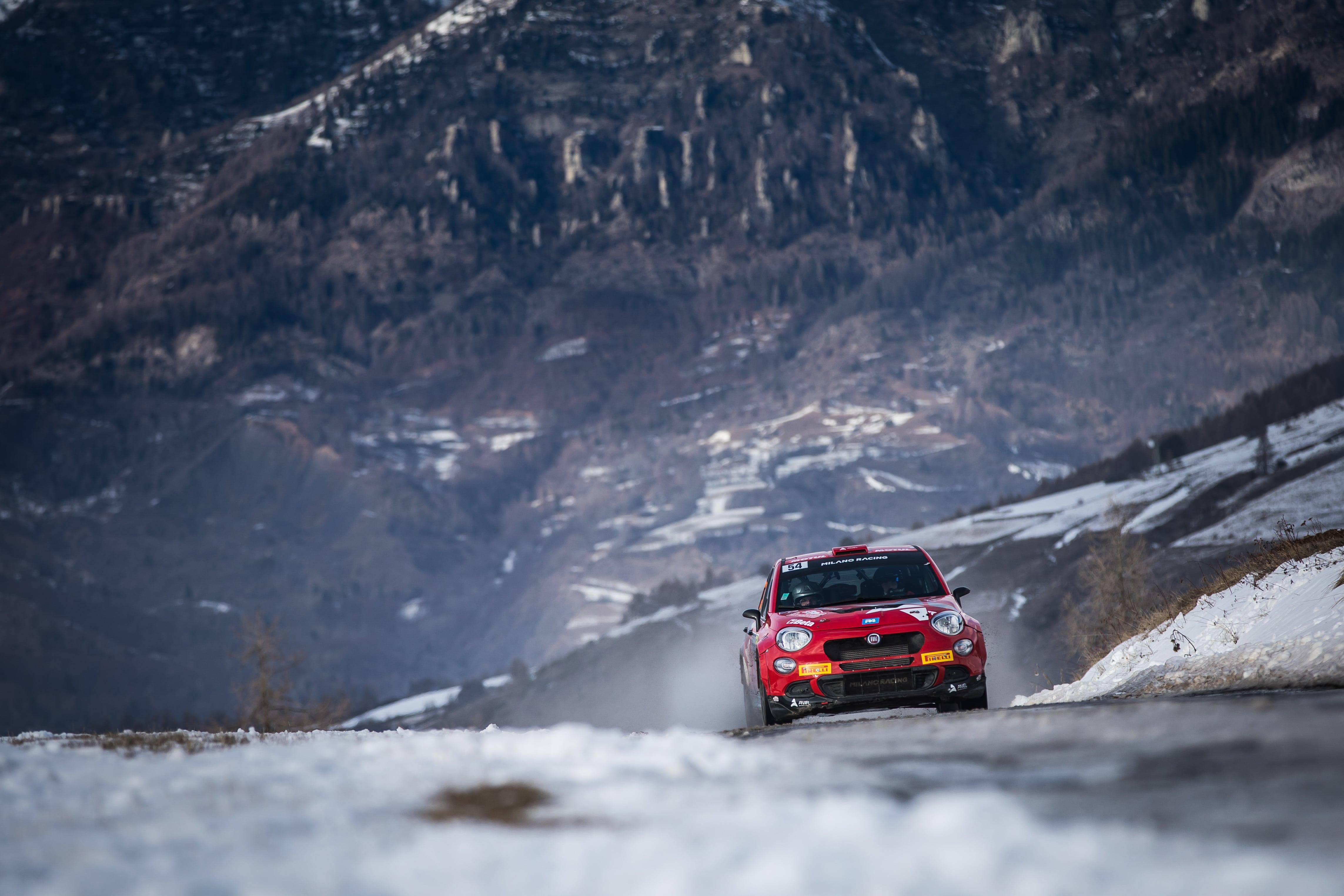 Rallye compétition
