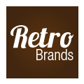 Logo RETRO BRANDS