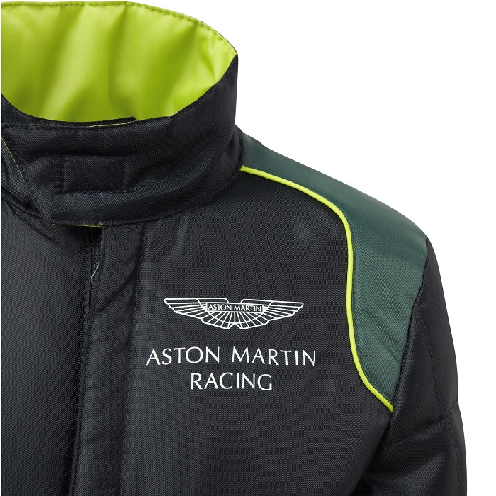 Aston Martin Child S Racing Suit Blue Sur Oreca Store
