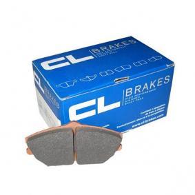 Plaquettes de frein CL BRAKES RC6 pour CITROEN AX ou PEUGEOT 106 205 avant