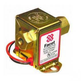 Pompe à essence transistorisée FACET