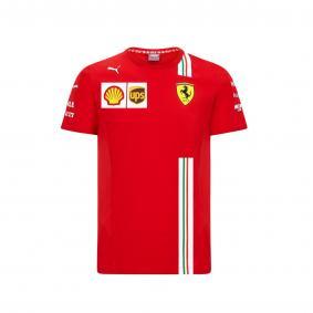 Tshirt Ferrari Scuderia Officiel Classic F1 Enfant