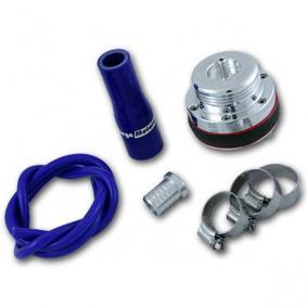 Dump valve et kit de montage FORGE circuit ouvert pour RENAULT Mégane III RS 250