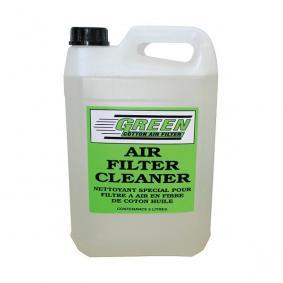 Détergent GREEN FILTER pour filtres à air 5L