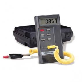 Pyromètre digital INTERCOMP Deluxe -18° à 815°C
