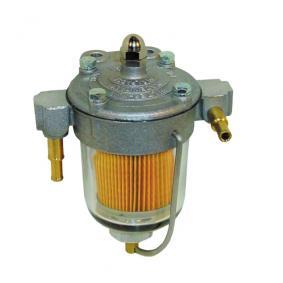 Filtre régulateur de pression d'essence KING Bocal 67 mm verre