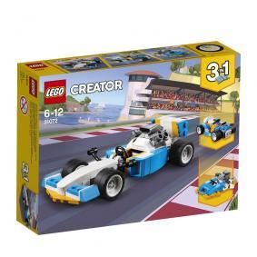 Jeu de construction LEGO Creator Les moteurs de l'extrême