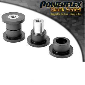 Silent blocs POWERFLEX Black Series pour AUDI S3 ou VOLKSWAGEN Golf VI triangle avant n°1