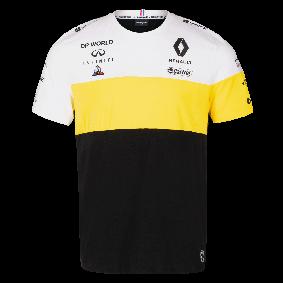 Renault F1 2019 Team Womens T-Shirt White