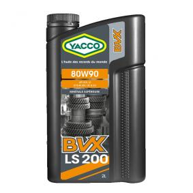 Huile pour ponts YACCO BVX LS 200 80W90 2L