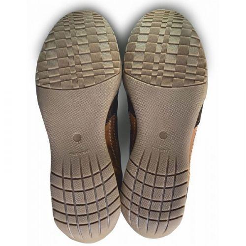 Cuir Monza Chaussures Indigo Grand Pour Gulf Original Prix Homme En gb7f6y