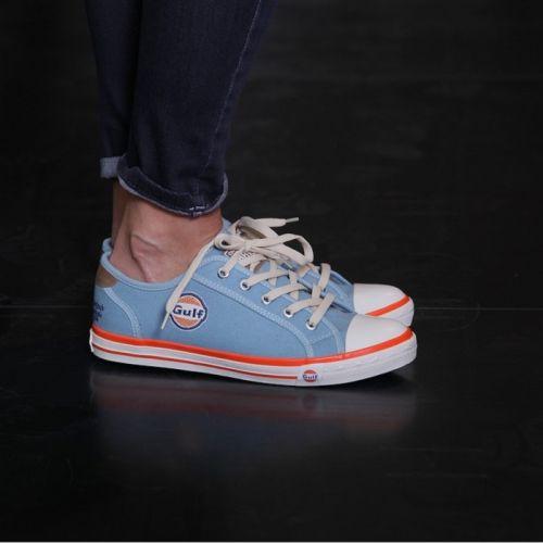 Gulf sneaker basket shoes style Converse Gulf blue men