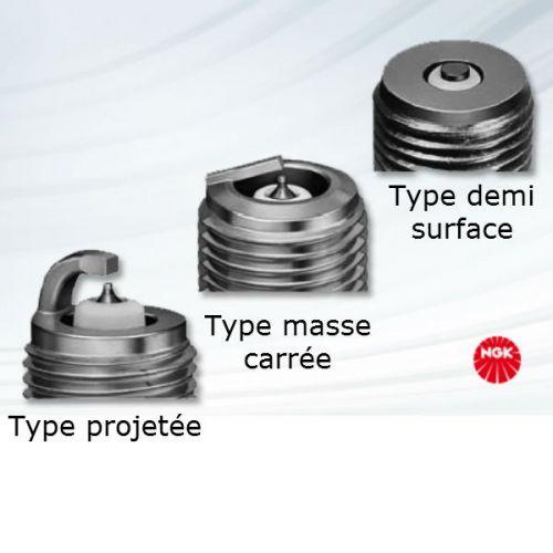 2004-2008 Service Kit pour CITROEN C4 1.6 Essence 16 V Filtre à Huile Bougies