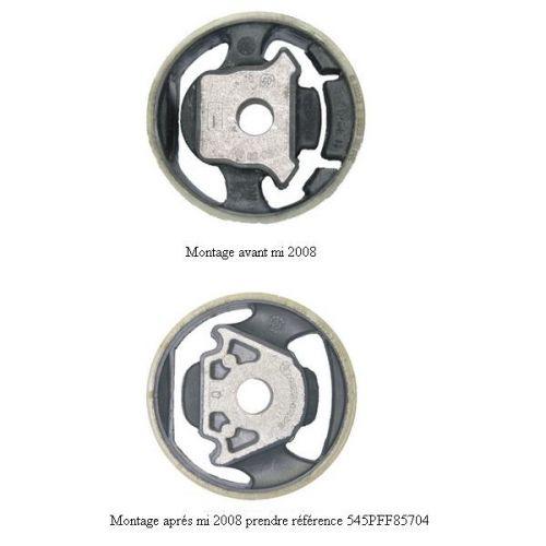 Silent Blocs Powerflex Standard Pour Audi S3 Ou Volkswagen Golf Vi Support Moteur Inferieur N 4