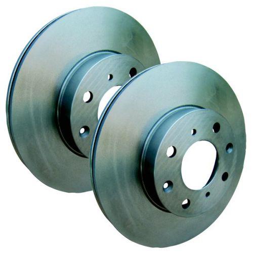 plaquettes de freins arrière pour HONDA ACCORD 5 6 CIVIC 4 2 Boucher Disques De Frein 260 mm