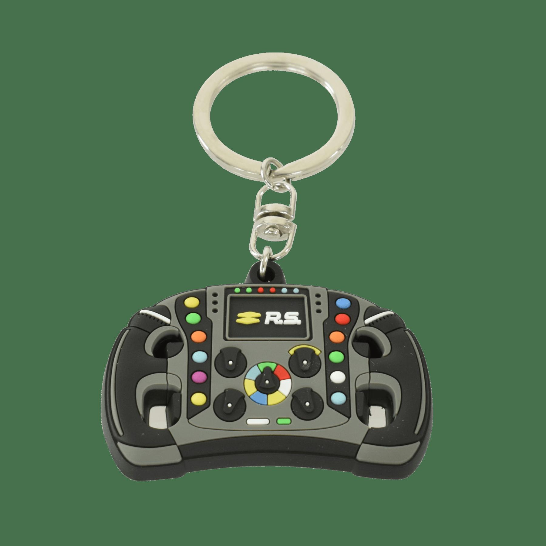 Renault Spider Key Ring Duckfoot Ca