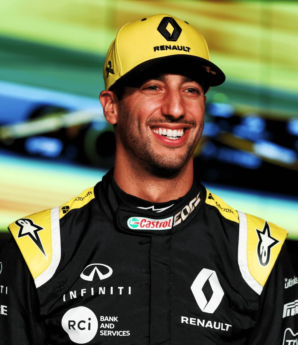 Boutique Daniel Ricciardo