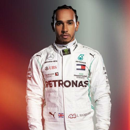 Boutique Lewis Hamilton