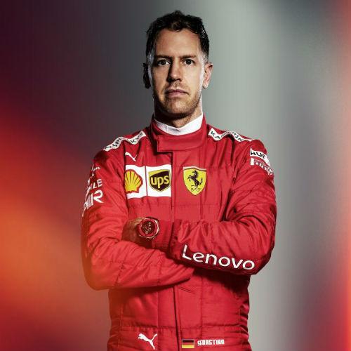 Boutique Sebastian Vettel