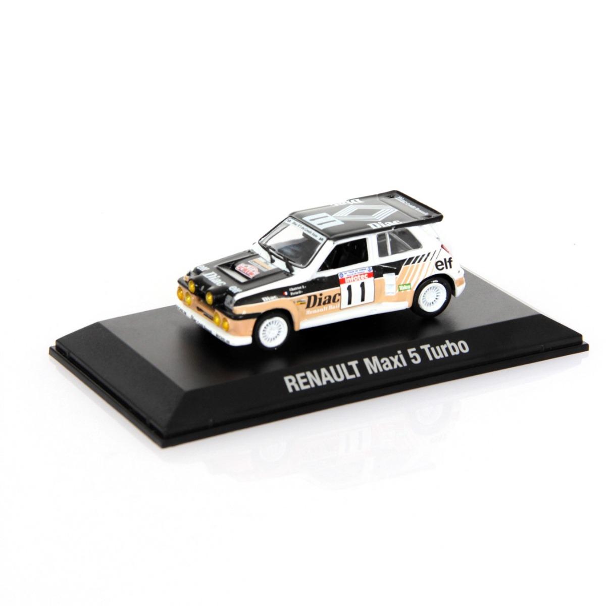 voiture miniature collection rallye